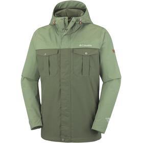 Columbia Weiland Crossing Jacket Men peatmoss/mosstone